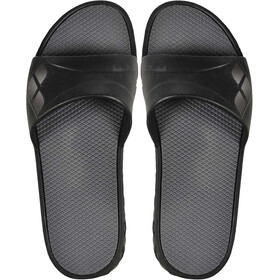 arena Watergrip Pool Sandals Women black-dark grey